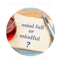Mindfulness coaching sessions